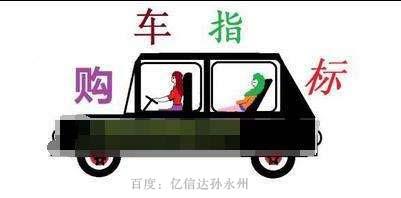 收购北京公司股权名下在5~7个车牌儿